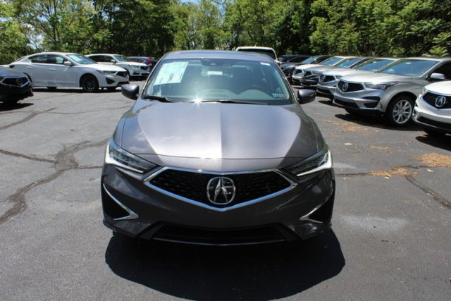 New 2019 Acura ILX with Premium Package