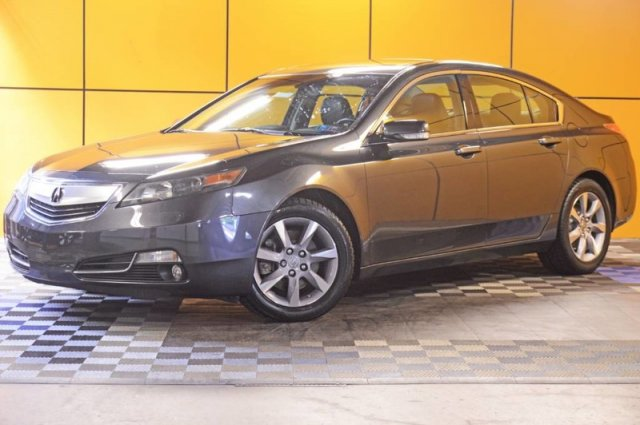 Pre-Owned 2013 Acura TL