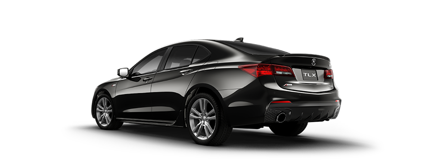New 2020 Acura TLX V-6 SH-AWD with A-Spec Package and Red Interior