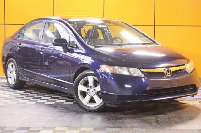 Pre-Owned 2008 Honda Civic Sdn EX