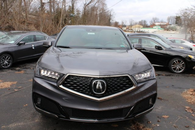 New 2019 Acura Mdx Sh Awd With A Spec Package Awd Sport Utility