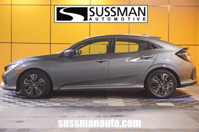 Pre-Owned 2019 Honda Civic Hatchback EX