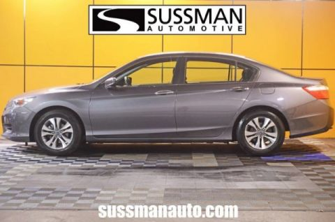 Pre-Owned 2014 Honda Accord Sedan LX