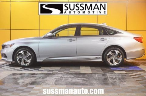 Pre-Owned 2019 Honda Accord Sedan EX-L 2.0T
