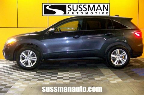 Certified Pre-Owned 2015 Acura RDX AWD with Technology Package