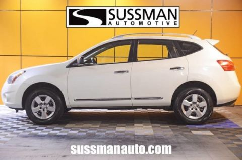 Pre-Owned 2015 Nissan Rogue Select S